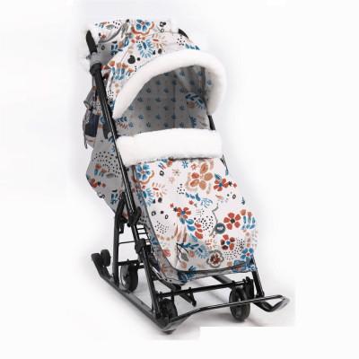 НИКА` ДЕТЯМ 7-5 санки коляска