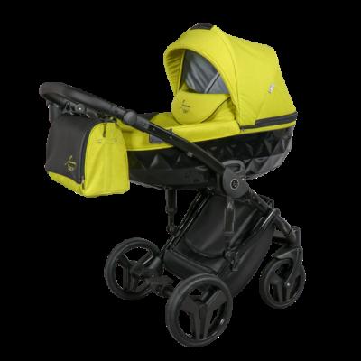 JUNAMA` DIAMOND коляска модульная 2в1 (Предзаказ)