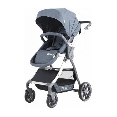 BABY TILLY` CROSS (T-171) коляска прогулочная