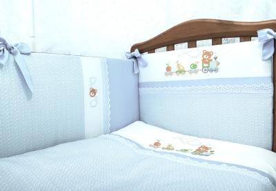 SMILEBABY` ЗОЛУШКА борт в кроватку (Р-001-2-1)