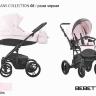BEBETTO` TITTO JEANS COLLECTION коляска модульная 2в1