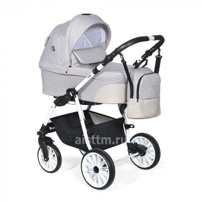 INDIGO` ALPINA коляска модульная 2в1