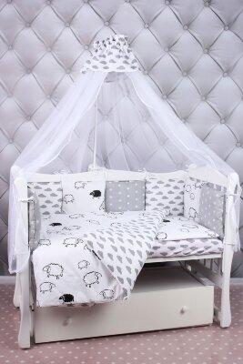 AMARO BABY` PREMIUM комплект в кроватку (19п)