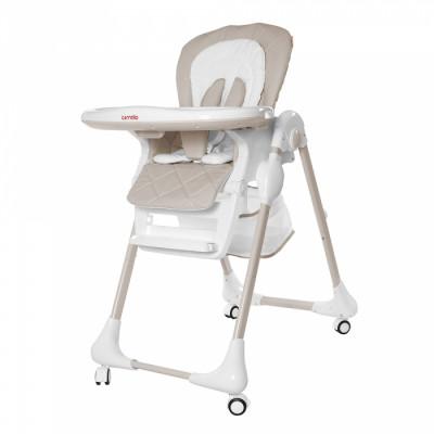 CARRELLO` TOFFEE стульчик для кормления