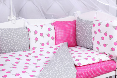 AMARO BABY` SWEET комплект кроватку (15п)