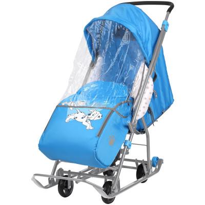 НИКА` DISNEY BABY-1 санки коляска