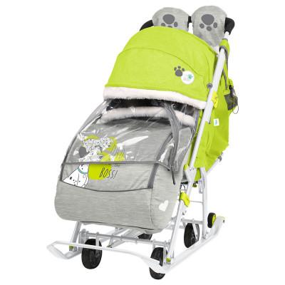 НИКА` DISNEY BABY-2 санки коляска