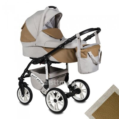 SLARO` ONTARIO LUX коляска модульная 2в1 БУ
