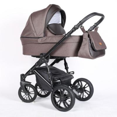 CAR-BABY` POLO коляска модульная 3в1