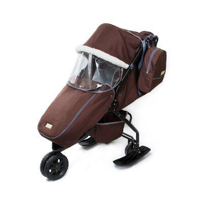 PIKATE` ACTIVE санки коляска