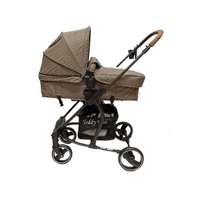 TEDDY BEAR` SL-461 коляска трансформер