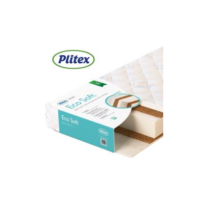 PLITEX` ECO SOFT Матрас в кроватку (120х60х12см)