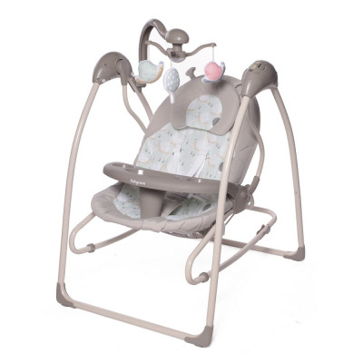 BABY CARE` ICANFLY электрокачели 2в1