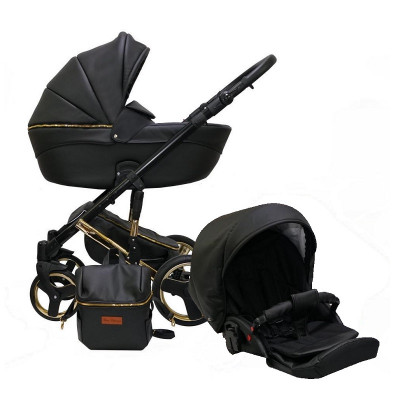 RAY` ULTRA GOLD коляска модульная 2в1