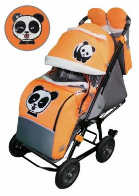 GALAXY` CITY 1-1 санки коляска (колёса надувные)