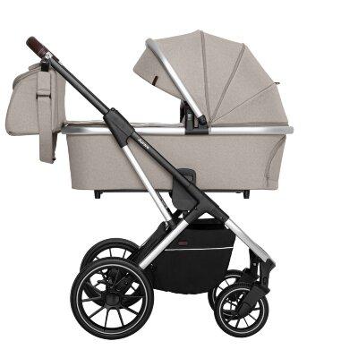 CARRELLO` AURORA коляска модульная 2в1