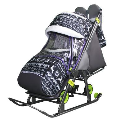 GALAXY` KIDS 1-1 PLUS (2018) санки коляска