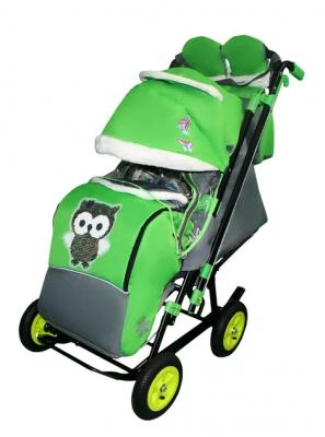 GALAXY` CITY 2-1 санки коляска (колёса надувные)