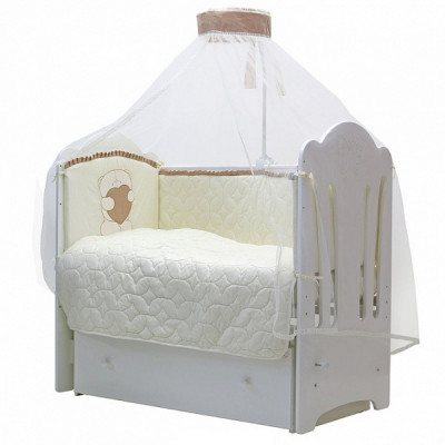 ТОПОТУШКИ` ТОРИ комплект в кроватку (7п)