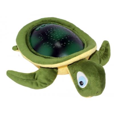 ROXY-KIDS` ЧЕРЕПАШКА ЧЕЛСИ Игрушка-проектор звездного неба