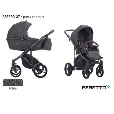 BEBETTO` BRESSO  коляска модульная 3в1
