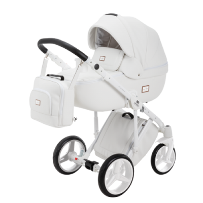 ADAMEX` LUCIANO DELUXE коляска модульная 3в1