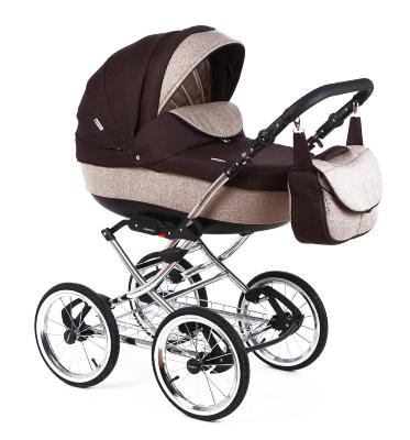 ADAMEX` KATRINA коляска классическая 2в1