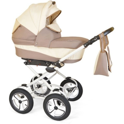 ALIS` BERTA CLASSIC коляска классическая 2в1
