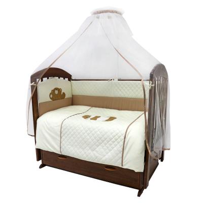 ТОПОТУШКИ` ПУШИСТИК комплект в кроватку (7п)