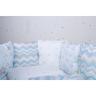 BAMBOLA` ВОЗДУШНЫЕ СНЫ универсальный комплект в кроватку (6п)