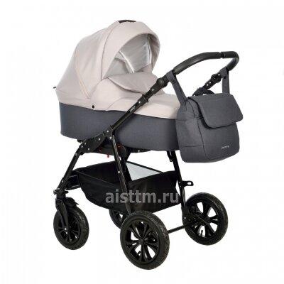 INDIGO` CHARLOTTE SITY коляска модульная 2в1