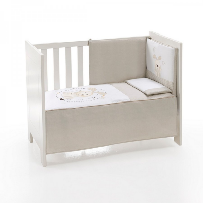 INTER BABY` CONEJO ESPIRAL комплект в кроватку (5п)