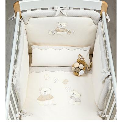 PICCI MUFFIN` LETTERS комплект в кроватку (4п)