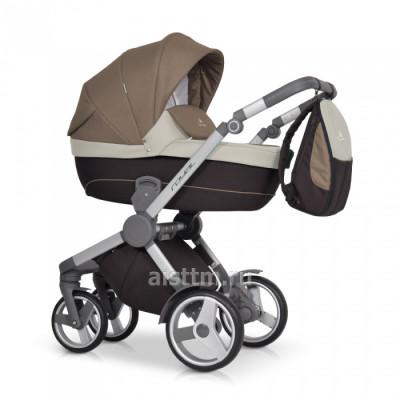 CARETTO` ROYAL коляска модульная 2в1 БУ