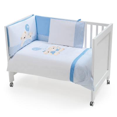INTER BABY` OSO GLOBO комплект в кроватку (5п)