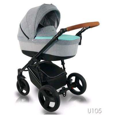 BEXA` ULTRA коляска модульная 2в1 БУ