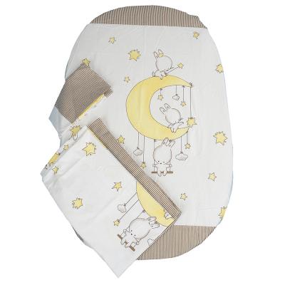 BAMBOLA` ЛУННЫЕ КАЧЕЛИ комплект для круглой/овальной кроватки (3п)