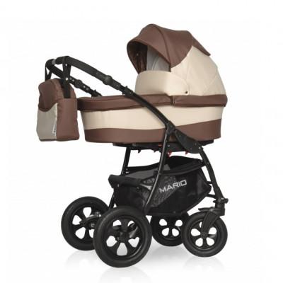 RIKO BASIC` MARIO коляска модульная 2в1