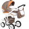 ADAMEX` BARLETTA NEW коляска модульная 2в1