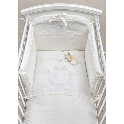 PICCI` JASMINE комплект в кроватку (4п)