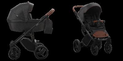 BEBETTO` LUCA коляска модульная 2в1