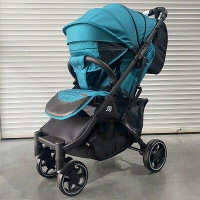 BABALO` FUTURE J900 коляска прогулочная (с сумкой)