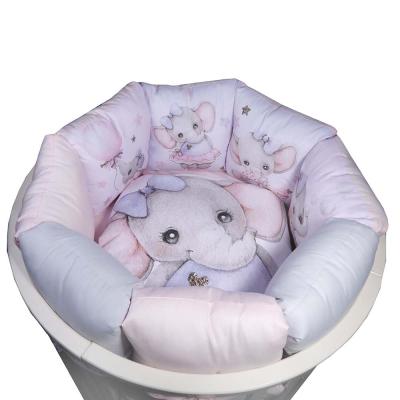 BAMBOLA` СЛОНЕЧКА универсальный комплект в кроватку (6п)