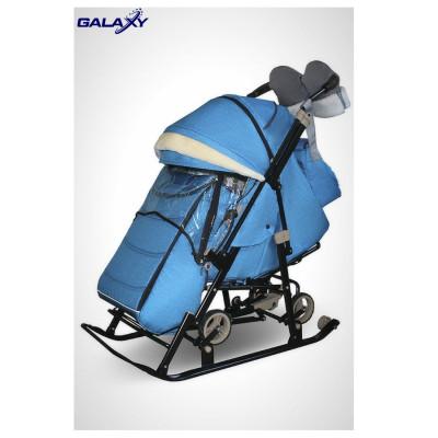 GALAXY` GLORY санки коляска
