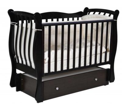 АНТЕЛ` LUIZA 3 кроватка (маятник универсальный, ящик закрытый)