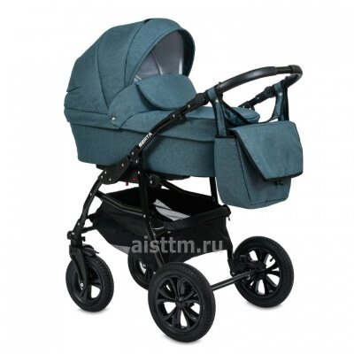 ALIS` BERTA коляска модульная 2в1