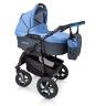 VERDI` SONIC коляска модульная 3в1