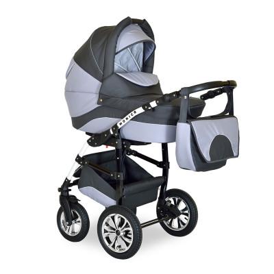 ALIS` MONICA коляска модульная 2в1