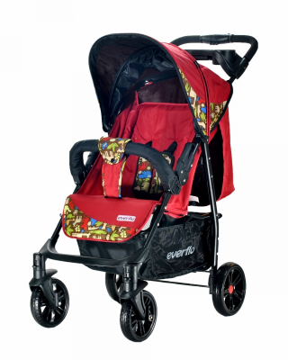 EVERFLO` SAFARI LUXE E-230 коляска прогулочная