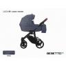 BEBETTO` LUCA коляска модульная 3в1